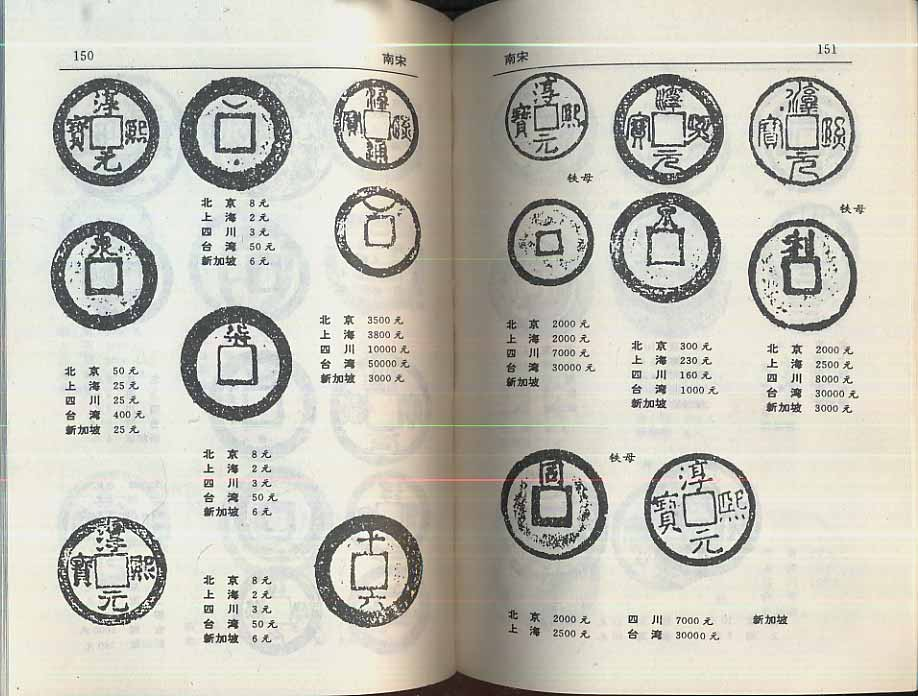 Coin Books China Ancient Bibliography Reviews Sale Semans